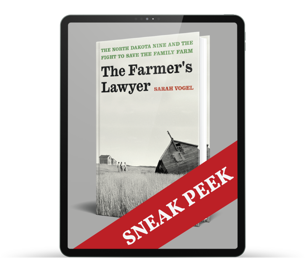 Download a free chapter of The Farmer's Lawyer